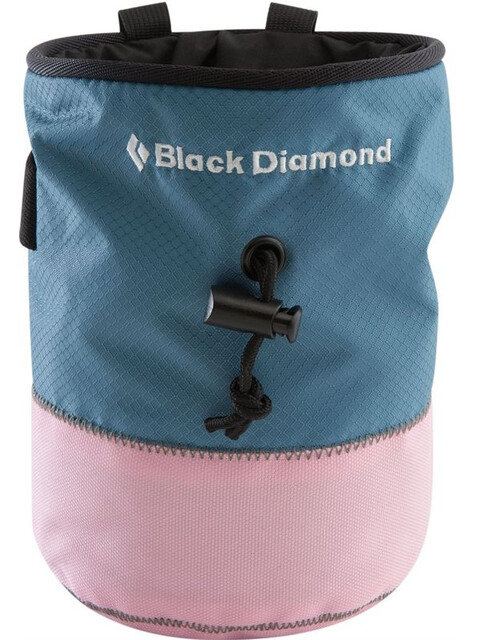 Black Diamond Mojo Repo Chalk Bag Repo Pink